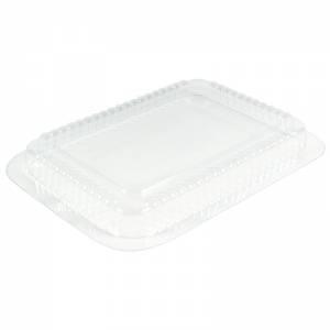 tapadera de plástico para envase para raciones individuales