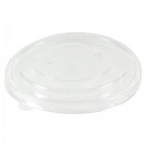 tapadera de pet transparente para ensaladeras