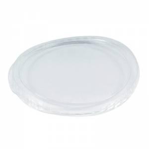 tapadera de plástico para envase postre