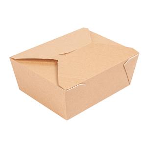 caja de cartón cerrada para take away 234.57 apta para microondas