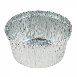envase de aluminio para flan de 135cc