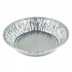 envase de aluminio redondo para postre pan de calatrava de 205cc