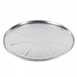 plato de aluminio de 22,7cm de diámetro para pasteles