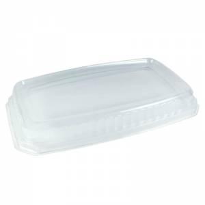 tapadera de polipropileno translucido para bandejas de 1/4 gastronorm