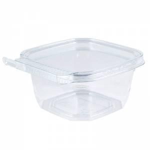 envase de plástico con cierre de seguridad de 125cc