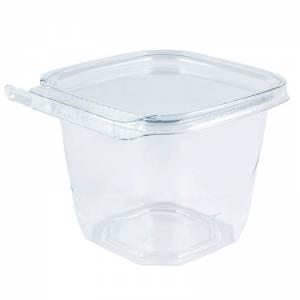 envase de plástico con cierre de seguridad de 200cc para frutos secos