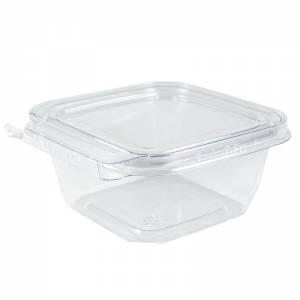 envase de plástico con cierre de seguridad de 350cc