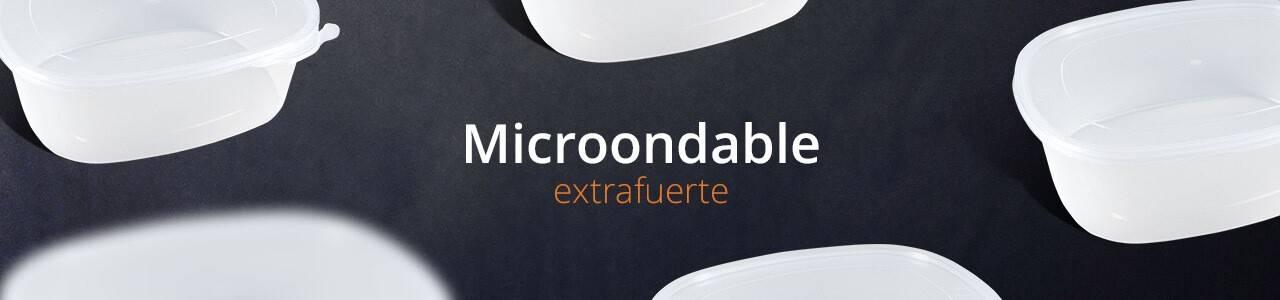 Envases para Microondas Reutilizables en Murcia