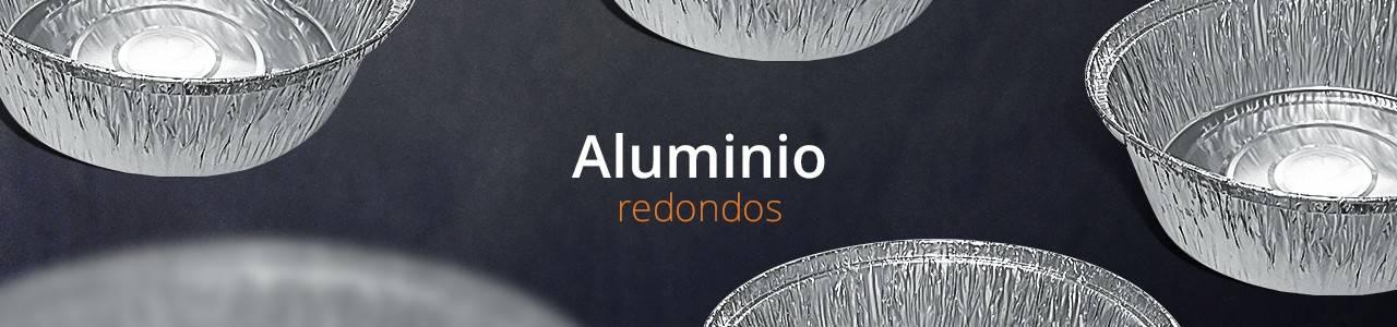 Envases de Aluminio Redondos en Murcia