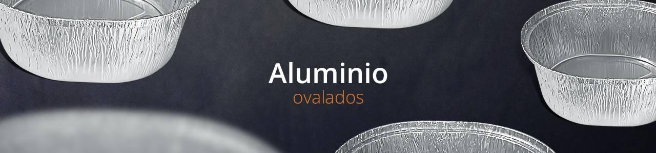 Envases de Aluminio Ovalados en Murcia