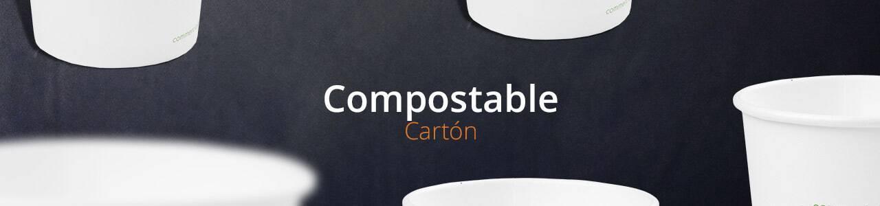 Envases de Cartón Compostable |Envases Take Away para Alimentación