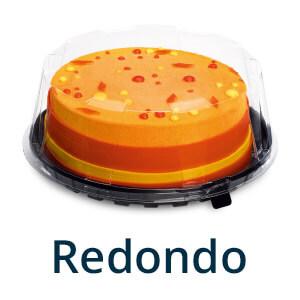 Envases pastelería Redondo